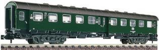 N Umbauwagen 4-a 2.Kl.Schwanenhals Drehgestelle###[UVP 38.90