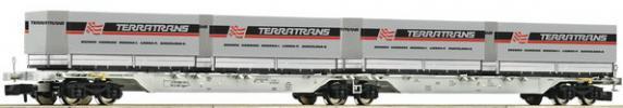 N  Doppeltragwagen mit 4 WP Terratrans NH2014-e-[UVP  72.00]