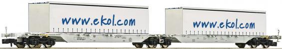 N  Doppeltragwagen mit EKOL der  NH2014 e-Shop-Artikel