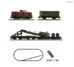 Spur N z21 Set Diesellok BR 212 Bauzug NH2021   [UVP 299.90]