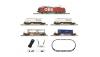 Spur N Premium Start Set Vectron Rh1293 Containerzug NH202[UVP 599.90](lagert in Wassertrüdingen/Bayern)###
