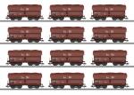 H0 Set 12 Wagen Erz IIId DB  Ep IV              [UVP 455,88