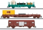 H0 Dienstwagen-Set z.Serie 55 SNCB           [UVP 169,00]