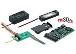 H0 mSD/3-Diesellok Sounddecoder mSo      rplatte[UVP 99,99