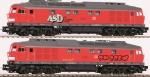 H0=Ludmilla BR 232 Graffiti Ep.VI Shophändler[149.99]LagerBy