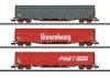 Spur N Set 3 Schiebeplanwagen Rils SNCF NH2020  [UVP 135,00]