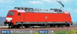 H0 E-Lok 186 329 DB-Schenker