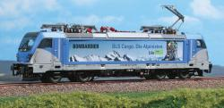 H0 ~ E-Lok TRAXX 3, 187 002-1 BLS - Cargo