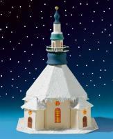 Seiffener Kirche - Lichterhau