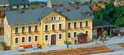 H0 Bahnhof KBahnhof Klingenberg-Colmnitz