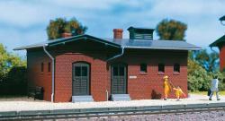 H0 BahnhofstBahnhofstoilette             .60