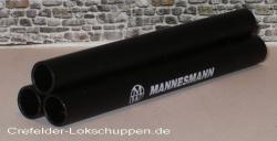 N Spur, 3-er Bündel Stahlrohre 76mm Mannesmann MMW