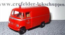 """MB L 319 Kastenw.""""FW Berlin"""" Feuerwehr"""
