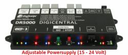 Digikeijs DR5000 ADJ DCC Multi-Bus Zentrale inkl. Wi-Fi