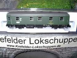 Postwagen DB               Spur N