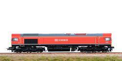 =+~Diesellok H0, C66 DB Schenk                  [UVP 394.00]