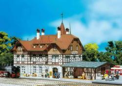 H0   Bahnhof Trossingen  360 x 190 x 245mm ### [UVP  107.99]