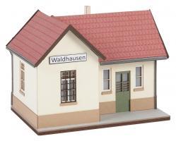 H0 Haltepunkt Waldhausen             NH2018    [UVP   32.99]