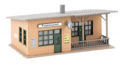 H0 Haltepunkt Pusemuckel 121x78x49mm NH2020    [UVP   12.99]