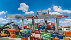 H0   Containerbrücke                 NH2019    [UVP  349.99]