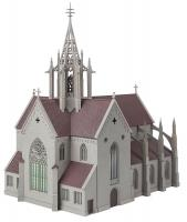 H0 Kathedrale         308x222x374mm  NH2018    [UVP  207.99]