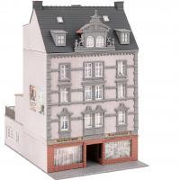 H0   Stadthaus mit Werkstadt 125x183xNH2019H201[UVP   49.99]