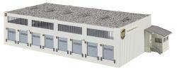 H0 Logistikhalle UPS    376x200x91mm NH2018    [UVP   51.99]