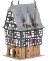 H0   Rathaus Alsfeld     111x103x165mm ###