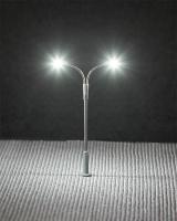 Spur N LED-Peitschenleuchte, Doppellampe 65mm NH2019 [ 7.69]