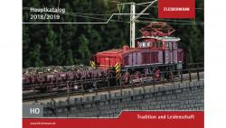 H0 Katalog 2018/2019 Fleischmann 990318 82 Seiten