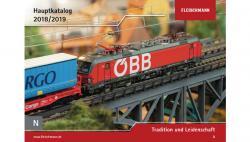 Spur N Fleischmann Katalog  2018/2019  131 Seiten