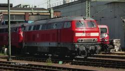 ~  Diesellok BR 215 DB-AG AC     NH2017 Herbst  [UVP 261.90]