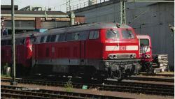 =  Diesellok BR 215 DB-AG  ###   NH2017 Herbst  [UVP 176.90]