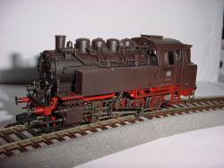 H0 = TENDERLOK BR81 005 DB Ep.III gealtert(lagert in Bayern)