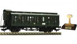 H0 2 achsiger Abteilwagen mit BH NH2015         [UVP 039.99]
