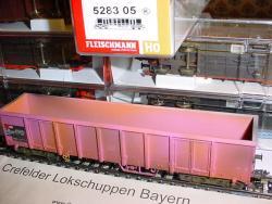 H0 Hochbordwagen Eanos 537 6 046-9  SBB  Ep.V gealtert