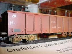 H0 Hochbordwagen Eanos 537 6 493-5 FS  E