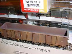 H0 Hochbordwagen Eanos 537 6 107-3 ÖBB E