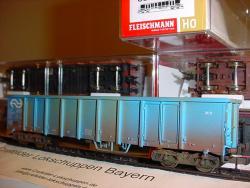 H0 Hochbordwagen Eanos 537 6 052-8 NS  E