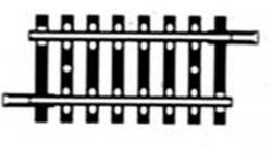 H0 GLEIS GERADE  55 MM                        ###UVP 002.20]