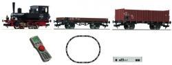 H0 z21-Digi-Set: BR98.75 Berg Güterzug NH2018 [UVP 239.90