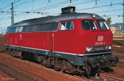 Spur N Diesellok BR 210 SOUND rot NH2020     [UVP 254.90]