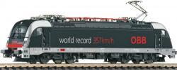 Spur N  E-Lok Rh1216 025-7 Weltrekord 35