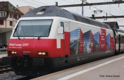 Spur N E-Lok RE 460 Schweiz SOUND NH2018 ###    [UVP 279.90]