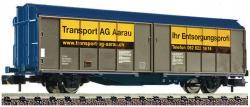 Spur N Schiebewandwagen Transport Aarau (SBB)###[UVP 024.40]