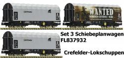 Spur N 3-tlg.Set Schiebeplw.Captrain NH2020     [UVP 074.90]
