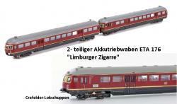 Spur N  Limburger Zigarre ETA 176 004   NH2019  [UVP 289.90]