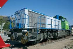 N  Diesellok G1700 Vossloh                NH2015[UVP 149.90]