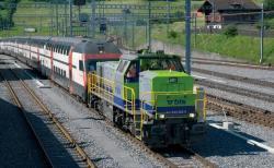 N  Diesellok Am843 BLS G1700              NH2015[UVP 156.90]