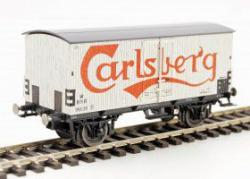 DSB Carlsberg Bierwagen 2-achs Ep.3